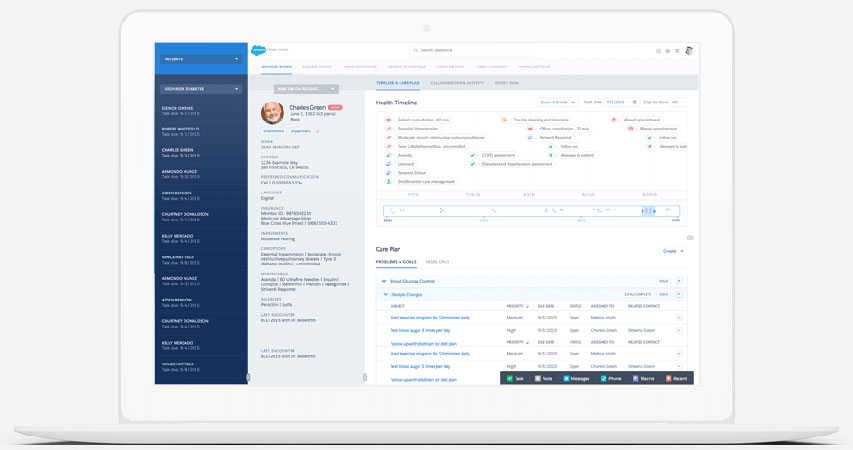 Salesforce for Health and Life Sciences